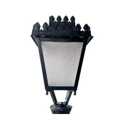 Farola ALCAZAR LED PHILIPS 40W 130lm/w 40.000H