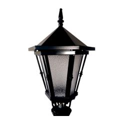 Farola ROMANICO LED PHILIPS 40W 130lm/w 40.000H