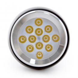 Lámpara LED Suspendida Bola Blanco 12W 1100Lm 30.000H Marley - Imagen 2