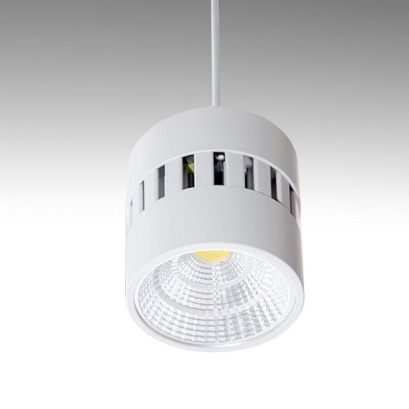 Lámpara Suspendida LED COB 10W 900Lm 50.000H Malia - Imagen 1