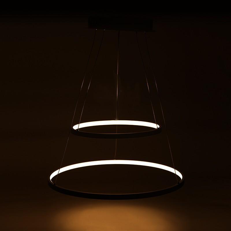 Lámpara Suspendida LED Circle 62W 4810Lm 30.000H Alana - Imagen 1
