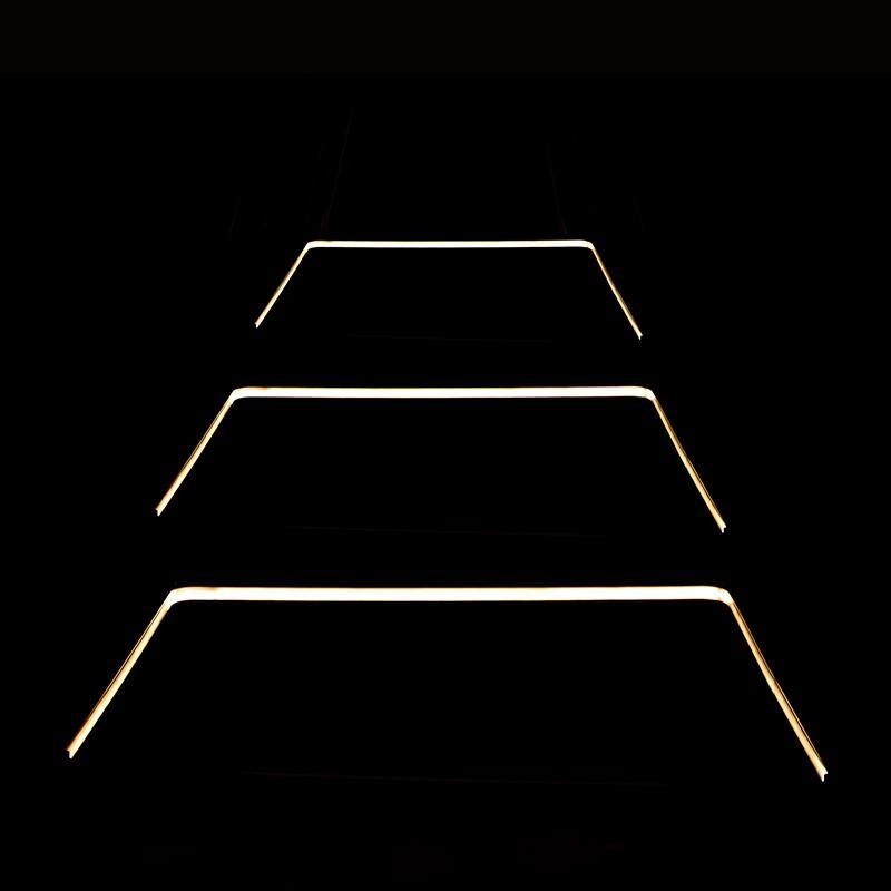 Lámpara Suspendida LED Square 36W 2900Lm 30.000H Sloane - Imagen 1