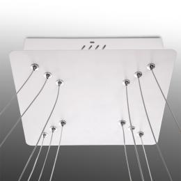 Lámpara Suspendida LED Square 36W 2900Lm 30.000H Sloane - Imagen 2