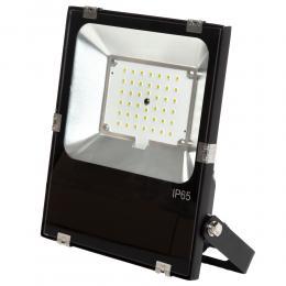 Proyector LED Slimline Philips LED 3030  30W 3600Lm IP65 50000H - Imagen 2