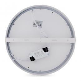 Lotes 2 Plafón LED Superficie Ø295Mm 24W 1900Lm 30.000H - Imagen 2
