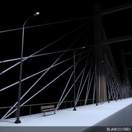 Farola LED 50W 4320Lm 50.000H - Imagen 3