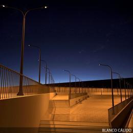 Farola LED 30W 3000Lm 50.000H - Imagen 3