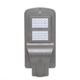 Farola LED Solar 40W con Sensor - Imagen 2