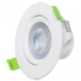 Foco Downlight Circular LED COB 6W 540Lm 30.000H - Imagen 2