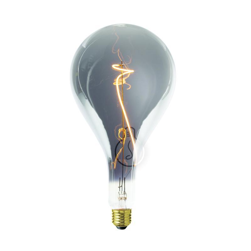 [AM-DF160] Bombilla LED E27 - Ahumado - Blanco Cálido - Dimable - Imagen 1