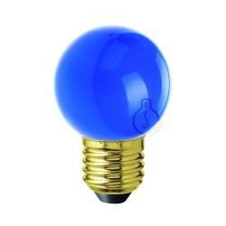 [AM-LB913] Bombilla LED E27 - Plástico - Blanco Cálido - Imagen 1