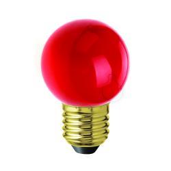 [AM-LB915] Bombilla LED E27 - Plástico - Blanco Cálido - Imagen 1