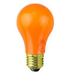 [AM-LB926] Bombilla LED E27 - Plástico - Blanco Cálido - Imagen 1