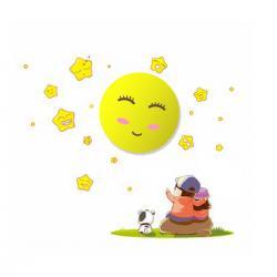 """Aplique """"Sun"""" Pilas 0,6W (3xAAA )  Plástico [MLP-62] - Imagen 1"""