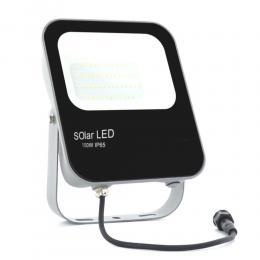 Foco Proyector Exterior SOLAR LED 100W Avance - Imagen 2