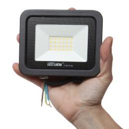 Foco Proyector LED IP65 20W SLIM [LL-17-1021-01-W] - Imagen 2