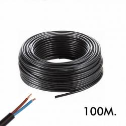 Manguera Flexible 2 Hilos 2x1mm 100 Metros - Imagen 1