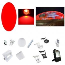 Filtro Rojo para Luminaria LED - Imagen 2