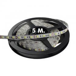 Tira LED Flexible Interior 12V 14.4W*5m