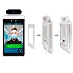 Módulo de control de Acceso con Reconocimiento Facial y medición de temperatura Goodview para pared - Imagen 1