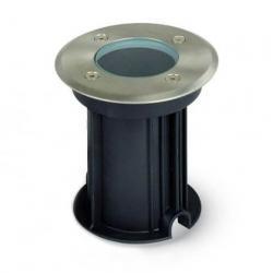 Carcasa empotrable suelo para casquillo GU10 IP65 - Imagen 1