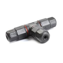 Conector de cables en - T - IP67 - Imagen 1