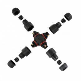 Conector de cables en X IP67 - Imagen 2