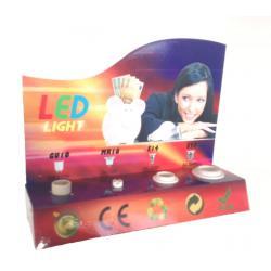 Expositor para iluminación LED - Imagen 1