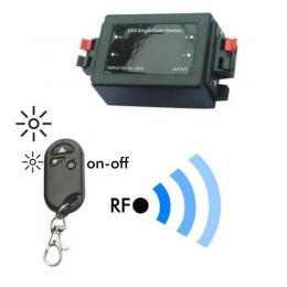 Dimmer RF para Tiras LED Monocromáticas 96-192W 12V - Imagen 2