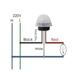 Sensor Crepuscular para Interior IP20 - Imagen 2