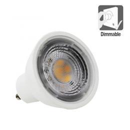 Dicroica LED SMD 6W SAMSUNG REGULABLE 45º GU10 5 Años de Garantía - Imagen 2