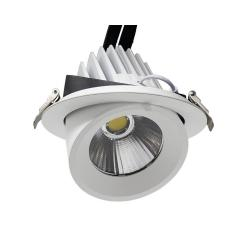 Foco Empotrable Orientable LED 25W 24º 3000K-4000K-6000K - Imagen 1