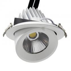 Foco Empotrable Orientable LED 50W 24º - Imagen 1
