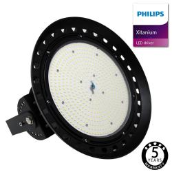 Campana LED 100W XITANIUM Driver Philips UFO IP65
