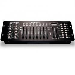 Mesa Controladora para Iluminación DMX512 - 192 canales