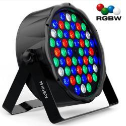 Foco LED PAR 54W AUSTIN RGBW DMX - Imagen 1