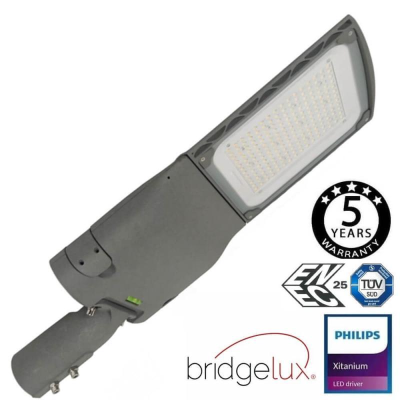 Farola LED 65W CAPRI Philips Driver Programable SMD5050 240Lm/W - Imagen 1