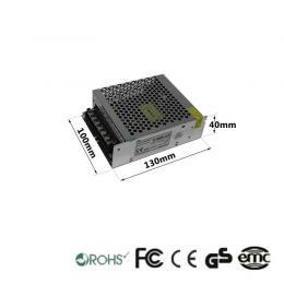 Fuente Alimentación 12V 100W Aluminio 8.3 Amperios - Imagen 2