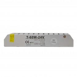 Fuente Alimentación 24V 60W - Aluminio IP20