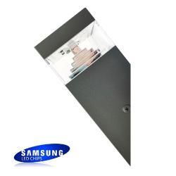 Aplique LED 8W BONN Exterior - Imagen 1