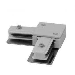 Conector tipo L para Carril Monofásico REFORZADO - Imagen 2