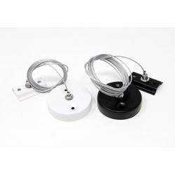 Kit colgante para foco de carril LED MONOFASICO