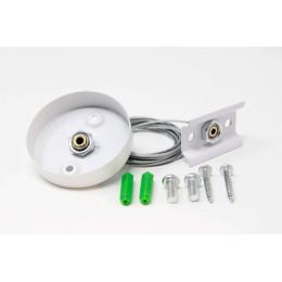Kit colgante para foco de carril LED MONOFASICO - Imagen 2