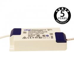 Driver LIFUD para luminarias LED de 38W 950mA -No Flick- 5 años Garantia