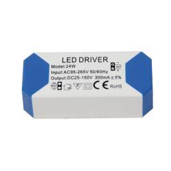 Driver para Luminarias LED de hasta 24W 300mA