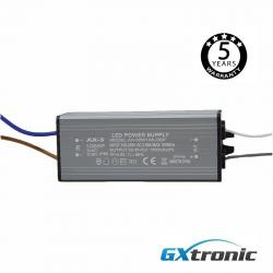 Driver para luminarias LED de 50W 1500mA - IP65 - Imagen 1