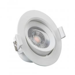 Empotrable LED 7W Circular 45°