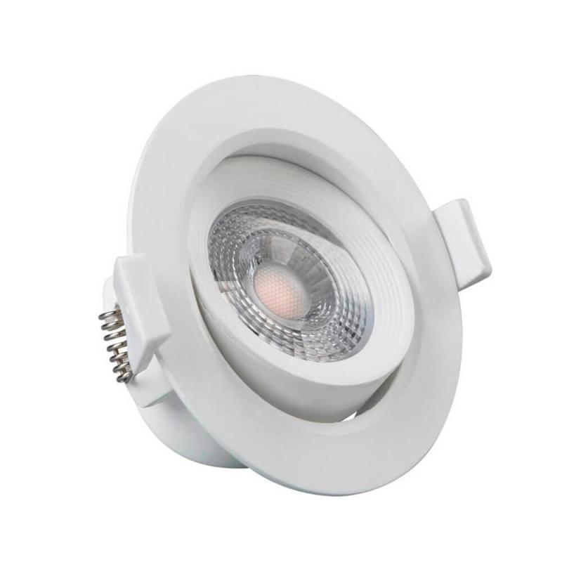 Empotrable LED 7W Circular 45° - Imagen 1