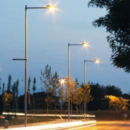 Farola LED NIZA SMD 3030 100W NATIONSTAR 70º-140º - Imagen 2