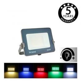 Foco Proyector RGB+W LED 30W AVANCE OSRAM Chip - Imagen 2